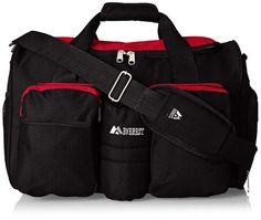 0d3e5b77c Everest Gym Bag with Wet Pocket Mens Gym Bag, Nike Tank Tops,