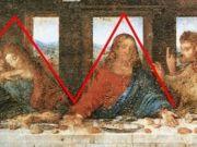 """Neznámé fakty o nejzáhadnějším obraze Leonarda da Vinci """"Poslední večeře""""."""