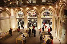 Apple Store, Covent Garden, London