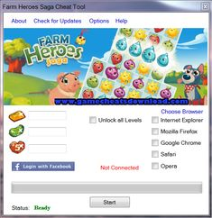 New Farm Heroes Saga hack is finally here and its working on both iOS and Android platforms. This generator is free and its really easy to use! Real Followers, New Farm, Game Resources, Game Update, Website Features, Test Card, Farm Hero Saga, Hack Online, For Facebook