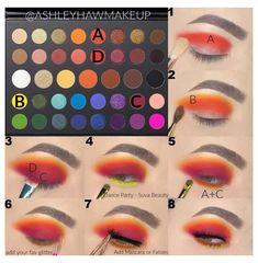 Makeup Eye Looks, Eye Makeup Steps, Eye Makeup Art, Blue Eye Makeup, Makeup Kit, Uk Makeup, Makeup Geek, Makeup Ideas, Face Makeup