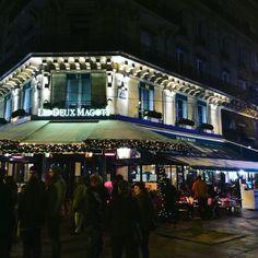 Les Deux Magots, #Paris