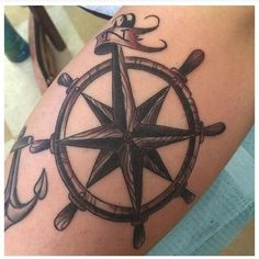 Tatuagem de Leme 6