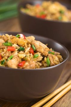 best chicken fried rice