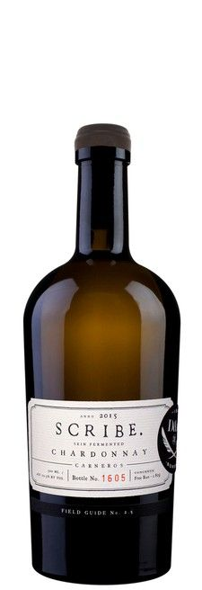 2015 Skin Fermented Chardonnay