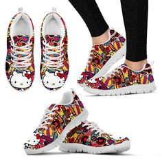 Do you love your rambunctious Jack Russel? Then you will love these Jack Russel sneakers Buy Shoes Online, I Love Music, Sneakers Fashion, Women's Sneakers, Ladies Sneakers, Black Sneakers, Vans Old Skool, Running Women, World Of Fashion