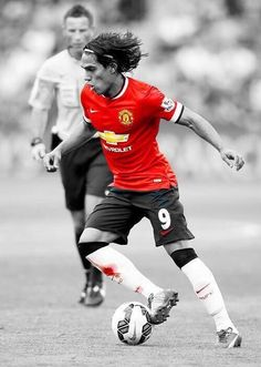 Falcao is a Red.