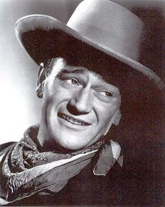 """John Wayne  """"Courage is being scared to death and saddling up anyway."""""""