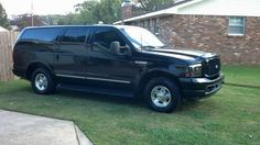 2002 Ford Excursion 2wd