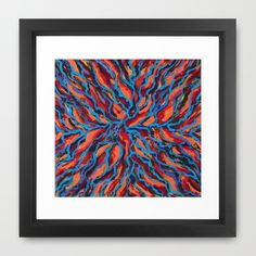 My Aura Framed Art Print
