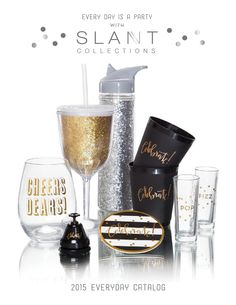 Slant Everyday 2015  Trendy  Entertainment, Drinkware & Tabletop Products