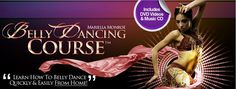 Overview of Belly Dancing Course by Mariella Monroe - Belly Dancing Course™, created by Mariella Monroe (Professional Belly Dancer & Certified Trainer) currently offers over 50 stomach dancing videos that will instruct you a step by step procedure on belly dancing