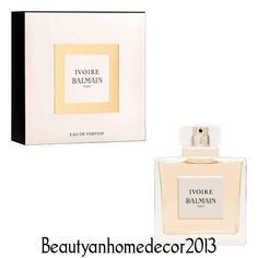 Ivoire Balmain by Pierre Balmain Eau de Parfum Spray 3.3 oz NEW IN BOX #PierreBalmain