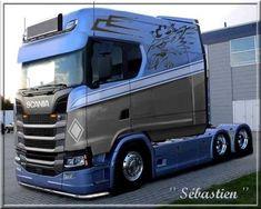 scania - truck