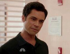 "Danny in ""Secrets Exhumed """