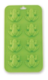Silicone frog mold - perfect for making Chocolate Frogs for a Harry Potter fan