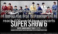 Congratulations Super Junior!