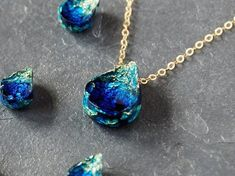 Resin necklace pendant.