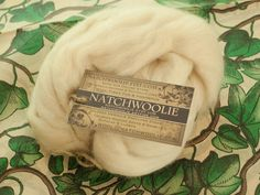 Phatfiber giveaway!...When you make a purchase from Natchwoolie, you are supporting a woman owned and operated small farm, where her animals are treated as valuable family members! Feel good about buying your fiber here!