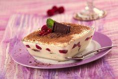 Tiramisu de Frutos Vermelhos e Chocolate TC_005 (Custom)