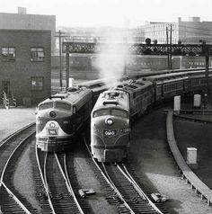 Wabash Railway - Image Gallery | Classic Trains Magazine