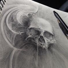 Sketch by Carlos Torres