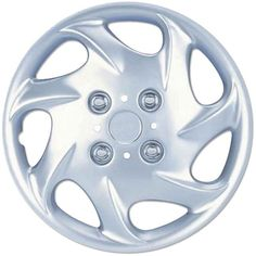 BDK Universal Fit 15-inch 4-piece Durable Hubcap Set