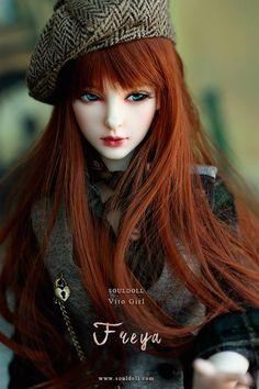 BJD - Soul Doll - Freya