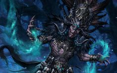 This HD wallpaper is about Witch Doctor - Diablo III, monster illustration, games, Original wallpaper dimensions is file size is Cool Forearm Tattoos, Leg Tattoo Men, Money Bag Tattoo, 2880x1800 Wallpaper, Tattoos For Childrens Names, New Tattoo Styles, Libra Tattoo, Art Nouveau Flowers, Dark Evil