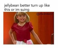 I'VE BEEN WAITING TO SEE SOMETHING TALKING ABOUT JELLYBEAN WITH THIS PICTURE ALSO USED IN IT AHAHAHA