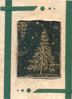 Kika's Designs : Christmas tree