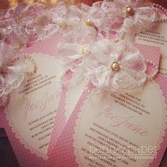 Invites For Baptism is luxury invitation sample