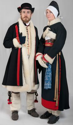 Traditional Dresses, Traditional Art, European Costumes, Danish Culture, Swedish Fashion, Ukraine, Dress Attire, Folk Dance, Swedish Design