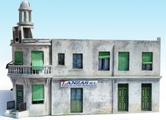 TrainScape: Paso a nivel de Peñuelas II