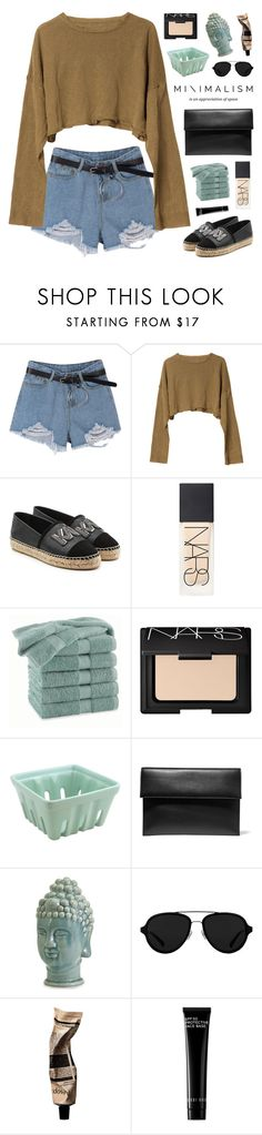 """MY TOES IN THE SAND /3/"" by emmas-fashion-diary ❤ liked on Polyvore featuring Zara, Karl Lagerfeld, NARS Cosmetics, Martex, Marni, Home Decorators Collection, 3.1 Phillip Lim, Aromatique and Bobbi Brown Cosmetics"