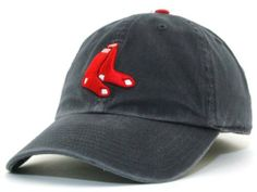 Boston Red Sox Adjustable Alternate  Clean Up  Cap by  47 Brand by   adebb3210