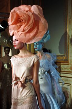 Alexis Mabille ~ Haute Couture Spring Summer 2012
