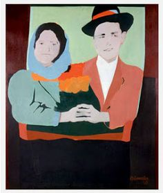 Pintura y arte colombiano: Beatríz Gonzalez: