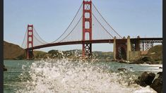 Golden Gate Bridge, Travel, Viajes, Destinations, Traveling, Trips