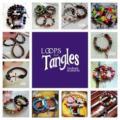 Handmade Accessories http://instagram.com/loopsandtangles