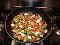 Recept+wokgroenten+met+cashewnoten+en+mozzarella