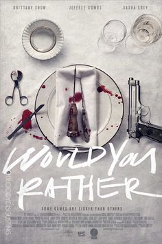 Exclusive Artistic Alternate One-Sheets For IFC's 'Would You Rather'