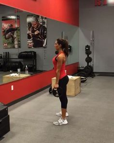 (((PLATE POW))) --1: make sure you get your pivoting foot turned all the way around so it's always facing the same way as your other foot. 12 reps ea side -- 2: Stay in those heels! Keep your chest up! 10 shuffles each way. (10 presses ea arm) -- 3: transition side lunges. Make sure you push your butt back and reach w/ your opposite hand -- 45 secs --4 ROUNDS!