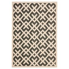 Allie Rug II in Black from the Best-Selling Prints event at Joss and Main!