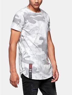 Print T-shirt Grey - The Sting