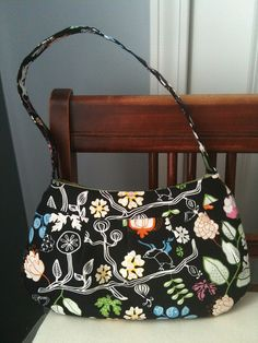 Buttercup Bag by klynae, via Flickr