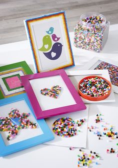Frame up some fun with colorful NYTTJA frames!
