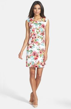 If you don't already have a floral summer dresses for spring, you need to go get one.