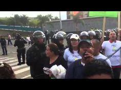 #RechiflaJuanManuelSantos-Agosto 7 2013. LA ALPUJARRA. MEDELLIN▶ Rechifla y mandan mas Esmad - YouTube