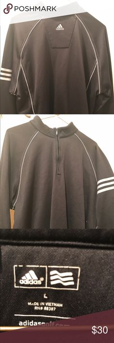 Adidas long sleeve jacket in good condition Very nice adidas jacket Adidas Jackets & Coats Performance Jackets